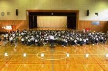 中学生吹奏楽クリニック