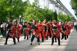 立川よいと祭り写真