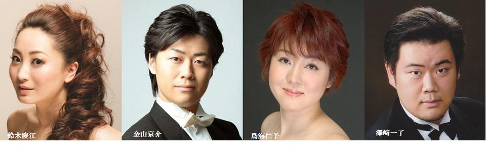 立川市民オペラ公演2018 歌劇「椿姫」全3幕/字幕付原語上演