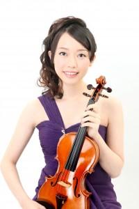 ②小林由季(ヴァイオリン)