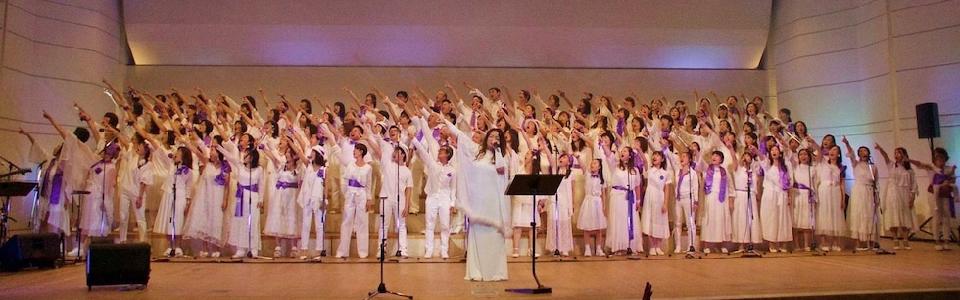 サニーサイドゴスペルクラブ立川10周年コンサート